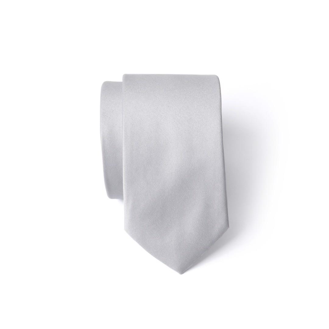 Corbata Ming - Gris