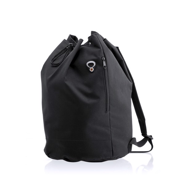 Duffel Backpack Sinpac - Black