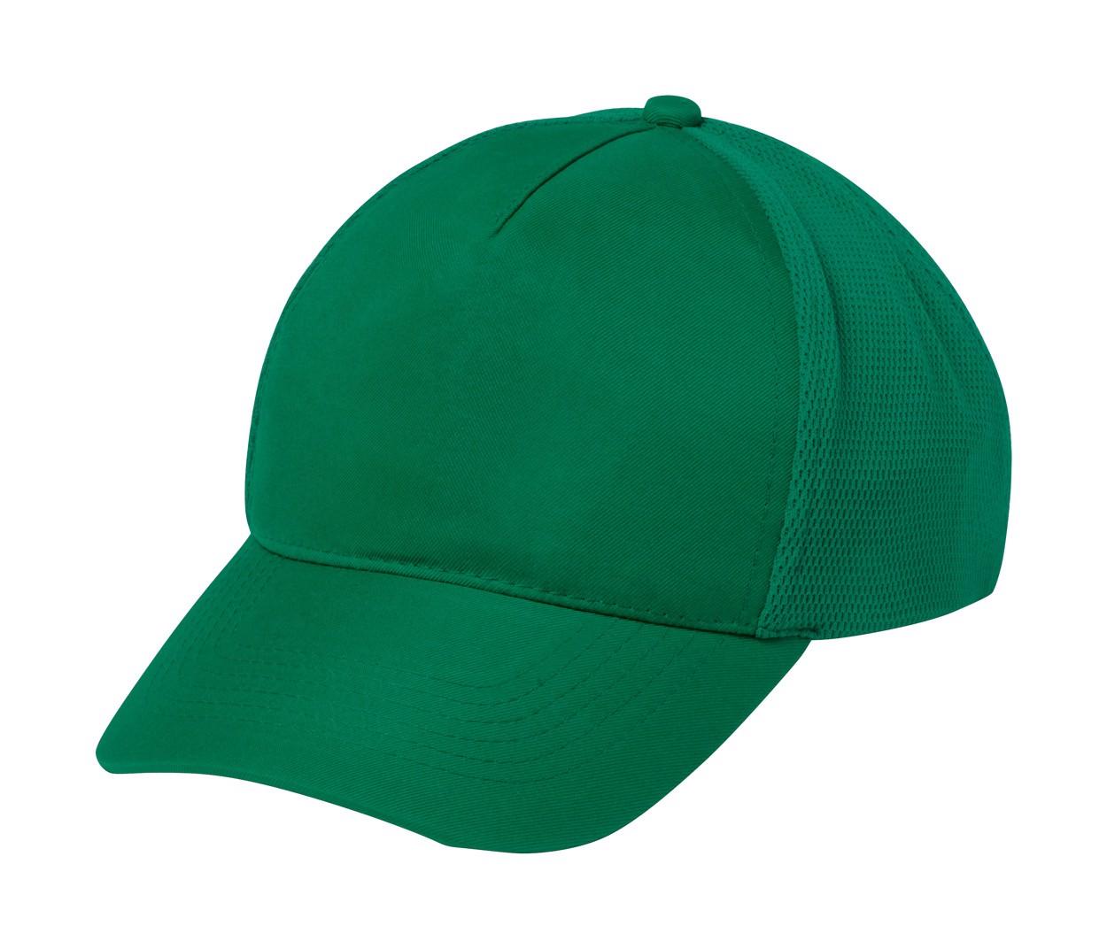 Baseballová Čepice Karif - Zelená