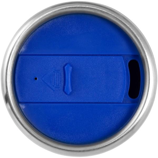 Elwood 410 ml Isolierbecher - Silber / Blau