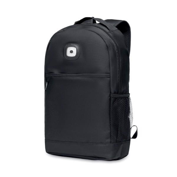 Backpack in RPET & COB light Urbanback