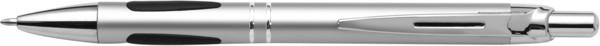 Kugelschreiber 'Vermont' aus Metall - Silver