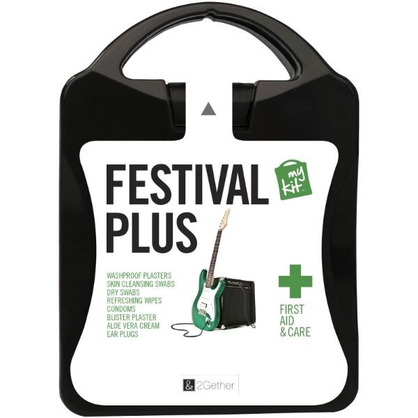 Festivalová lékarnička - Černá