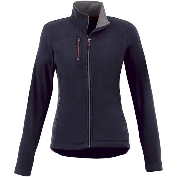 Pitch microfleece ladies jacket - Navy / S
