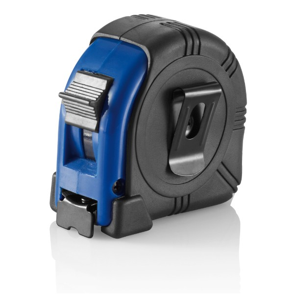 Kiev measuring tape - 3m/16mm - Blue / Black