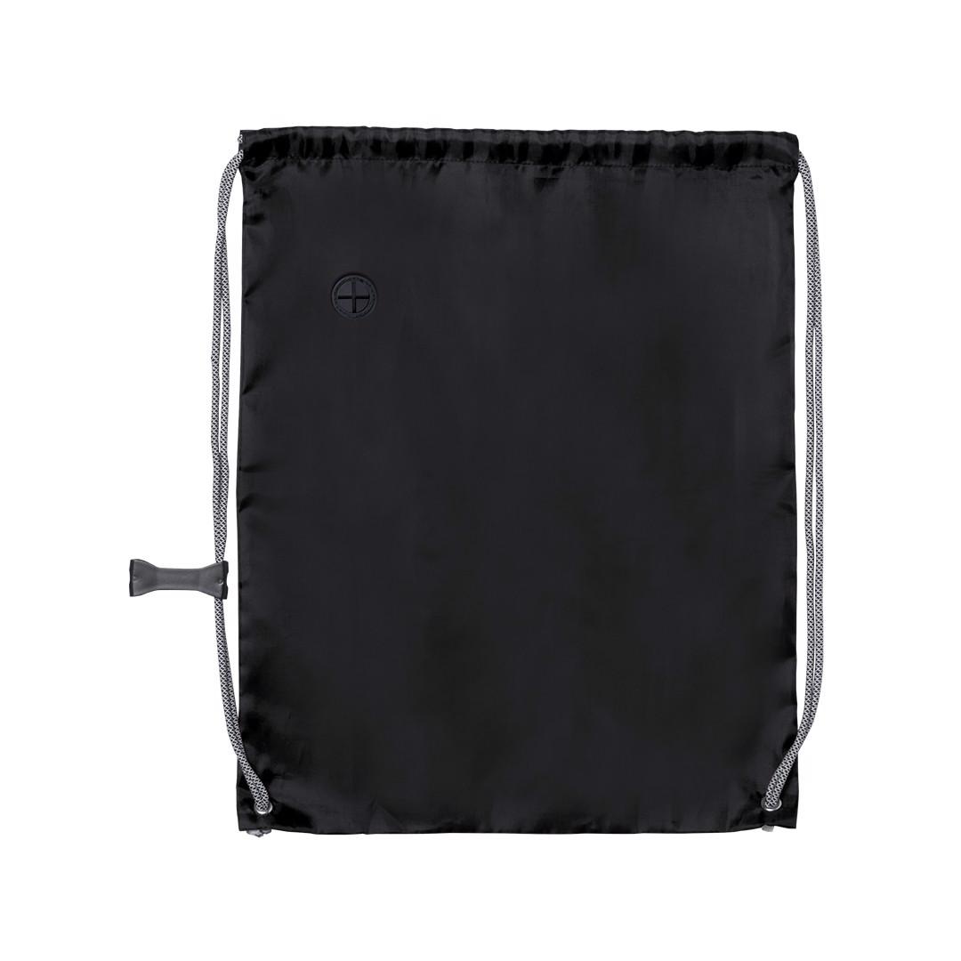 Drawstring Bag Telner - Black