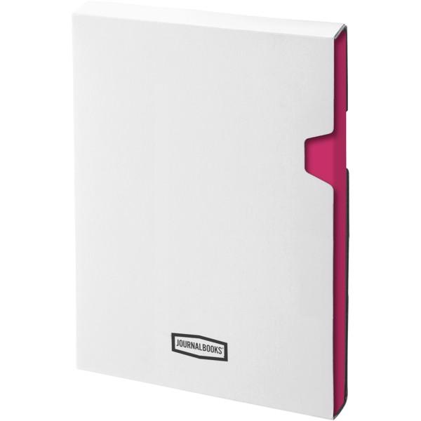 Poznámkový blok Classic A5 s pevnou obálkou - Magenta