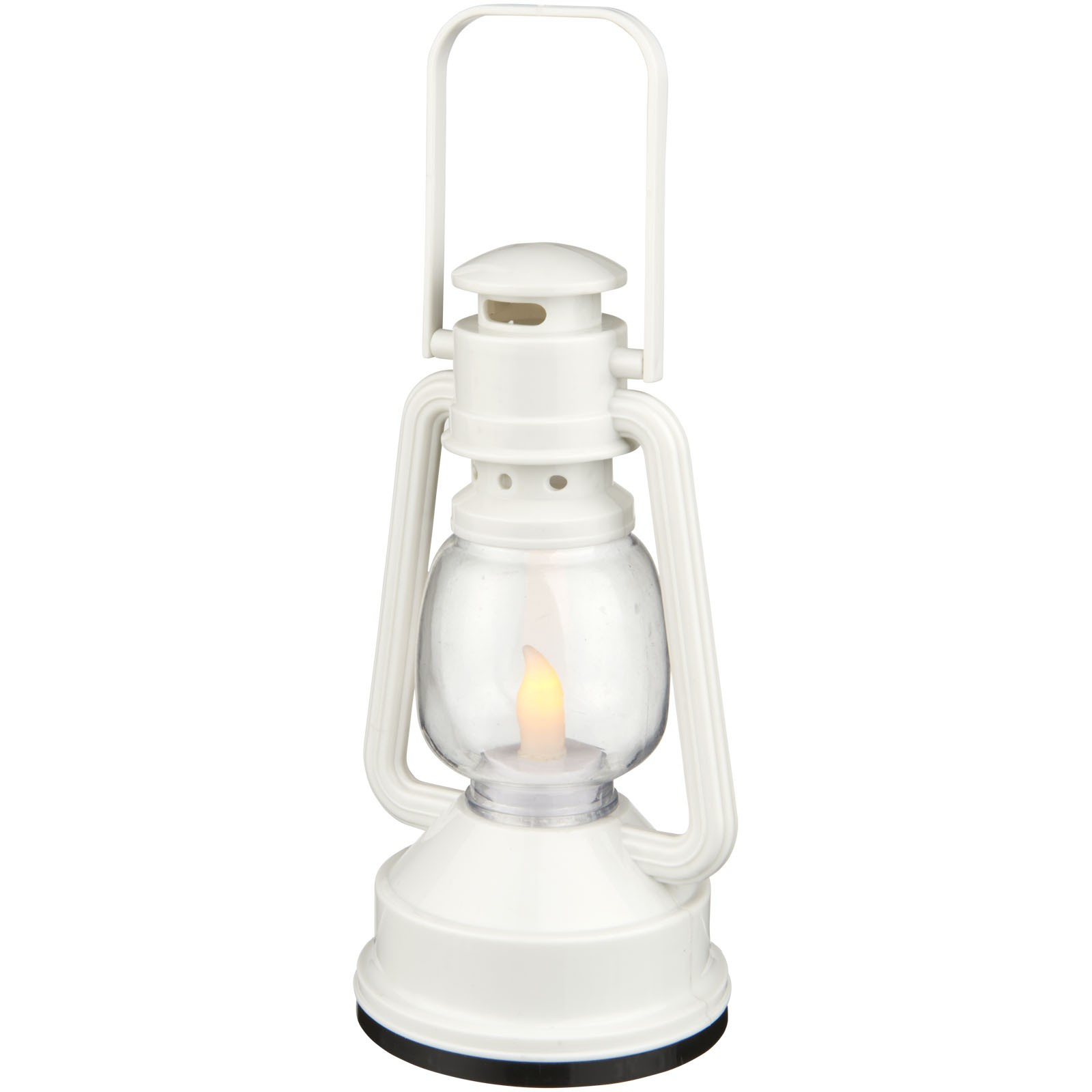 Emerald LED lantern light - White