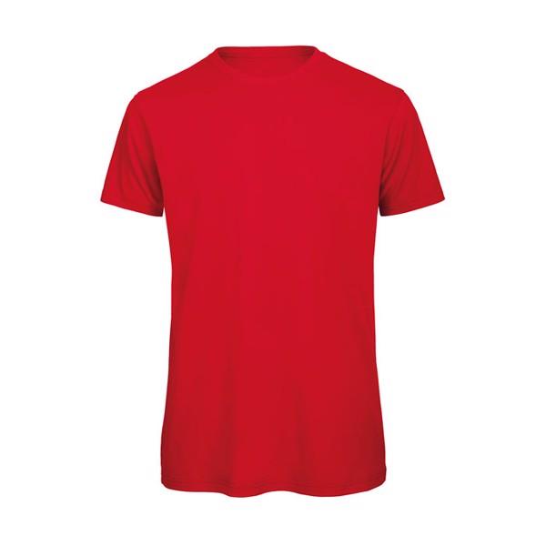 Men's T-Shirt 140 g/m2 - Red / 3XL
