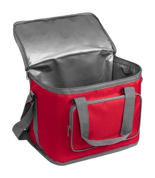Cooler Bag Kardil - Red / Grey