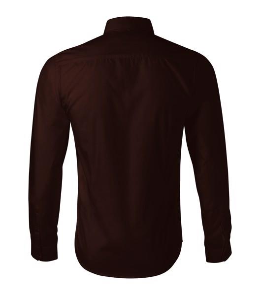 Shirt men's Malfinipremium Dynamic - Coffee / M