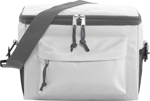Kühltasche 'Norway' aus Polyester - White