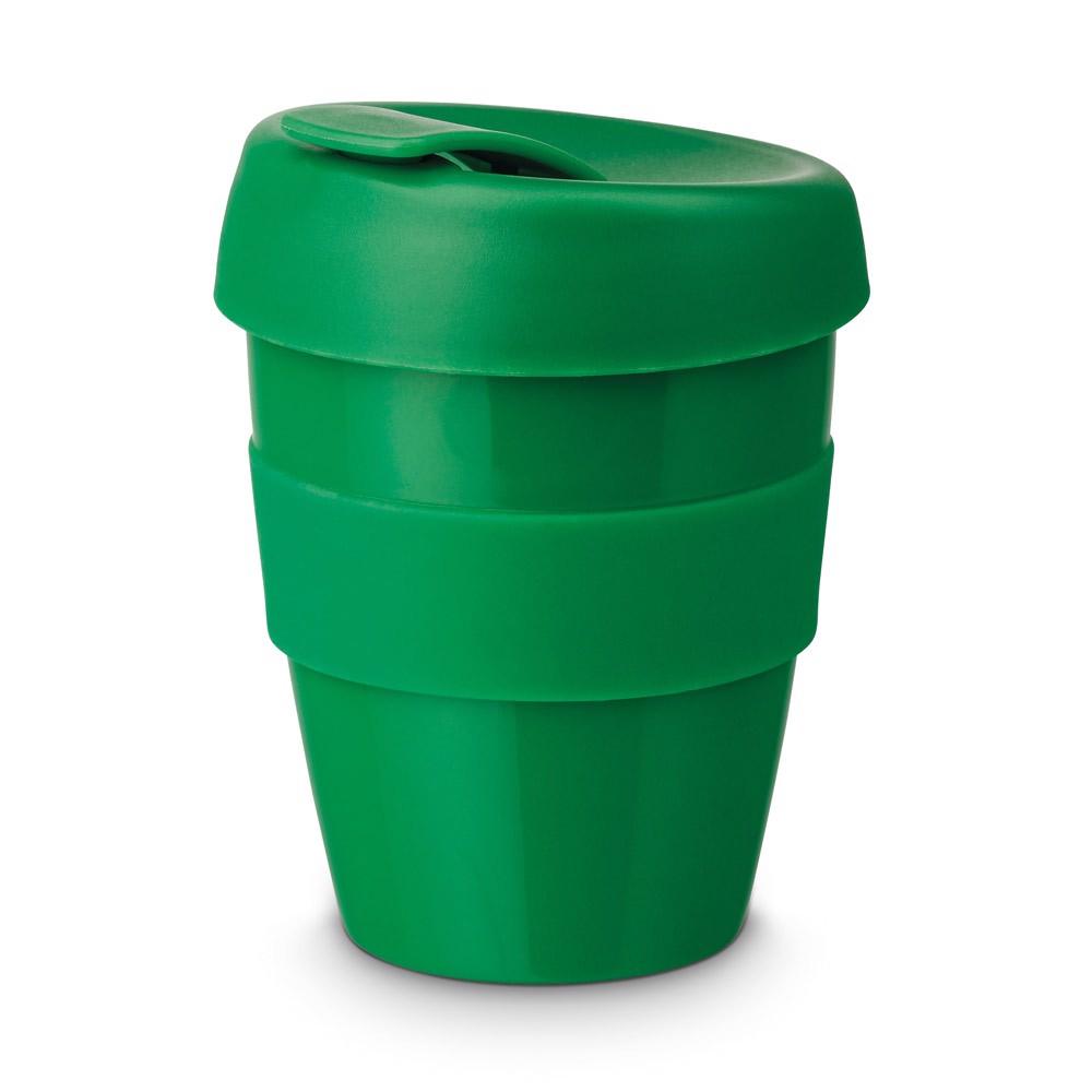 TUMBLER. Travel cup - Πράσινο