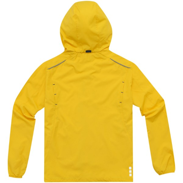 Flint lightweight jacket - Yellow / XS