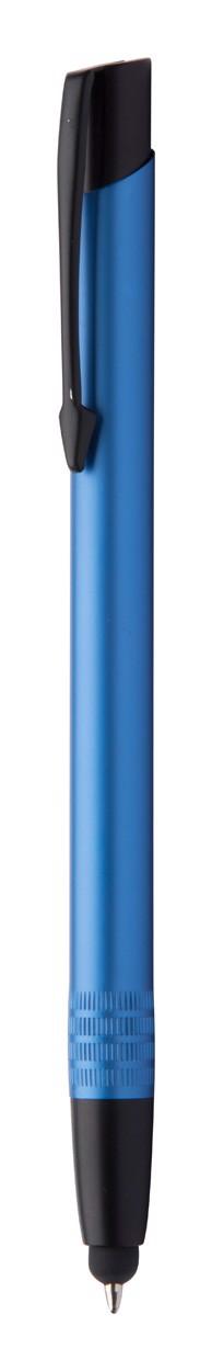 Dotykové Kuličkové Pero Andy - Modrá