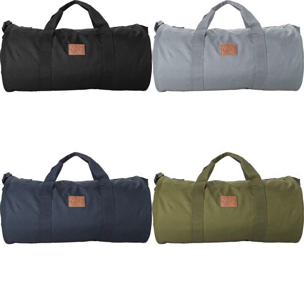 Polyester (600D) duffle bag - Grey