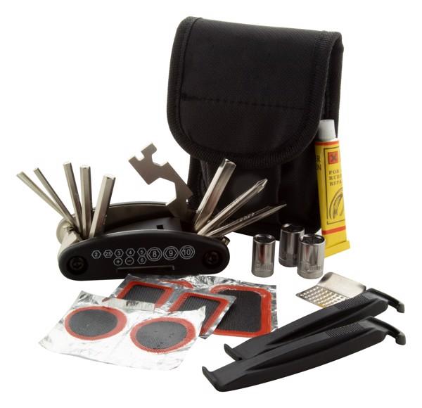 Kit Reparații Biciclete Lance - Negru