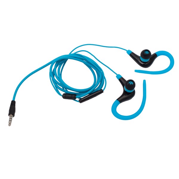 Sporty earphones