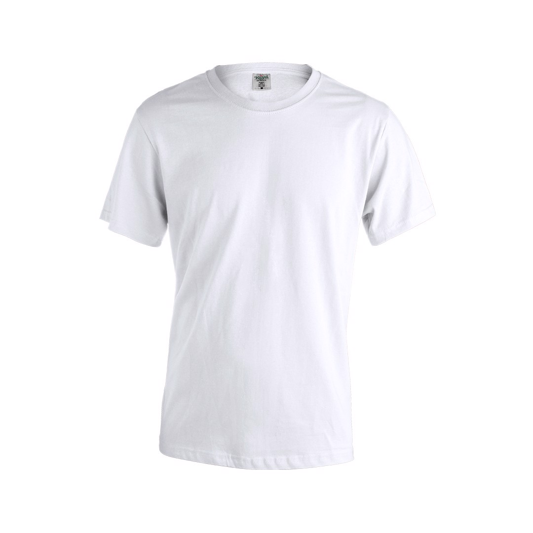 "Camiseta Adulto Blanca ""keya"" MC180 - Blanco / S"