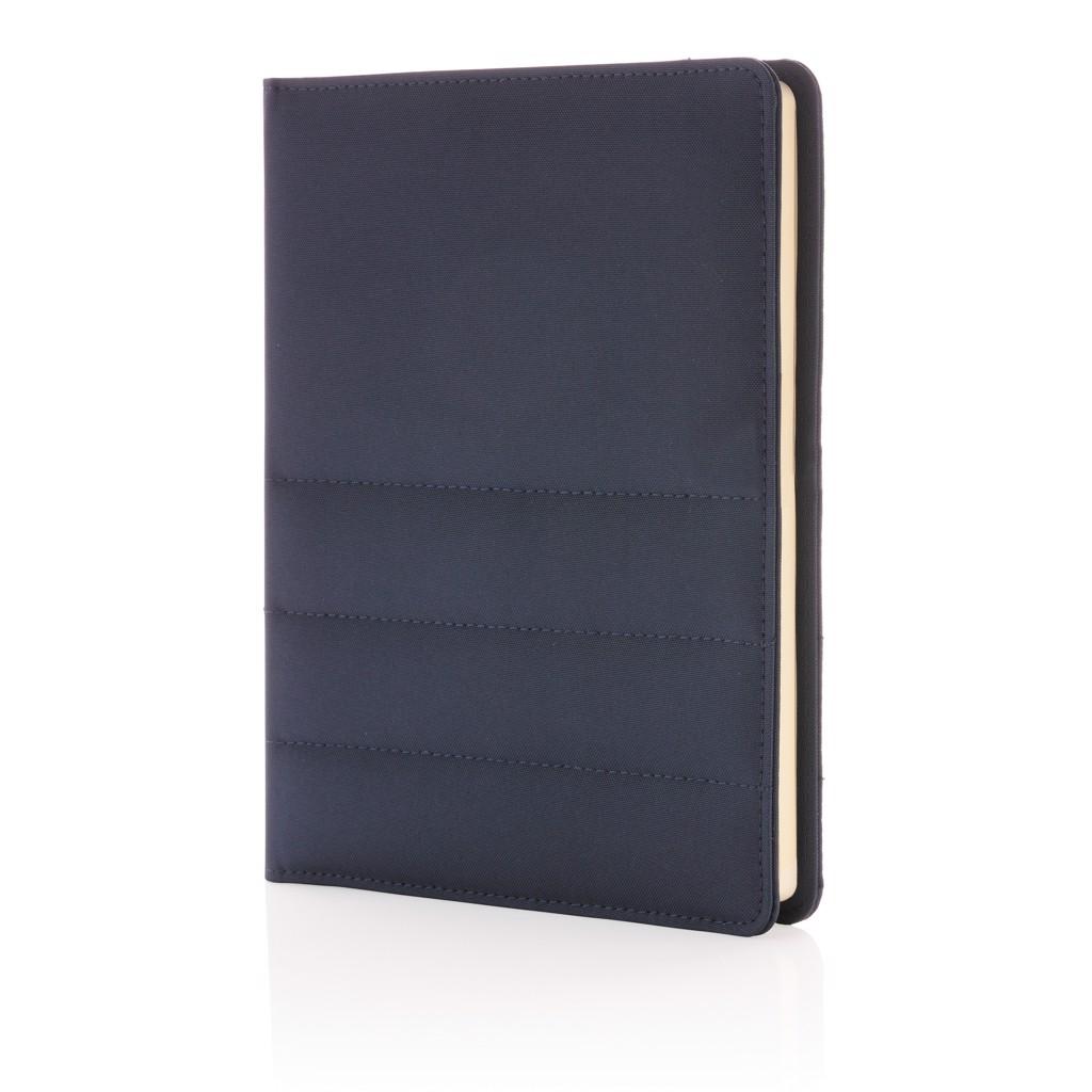 Carpeta Impact AWARE ™ RPET A5 - Azul Marino