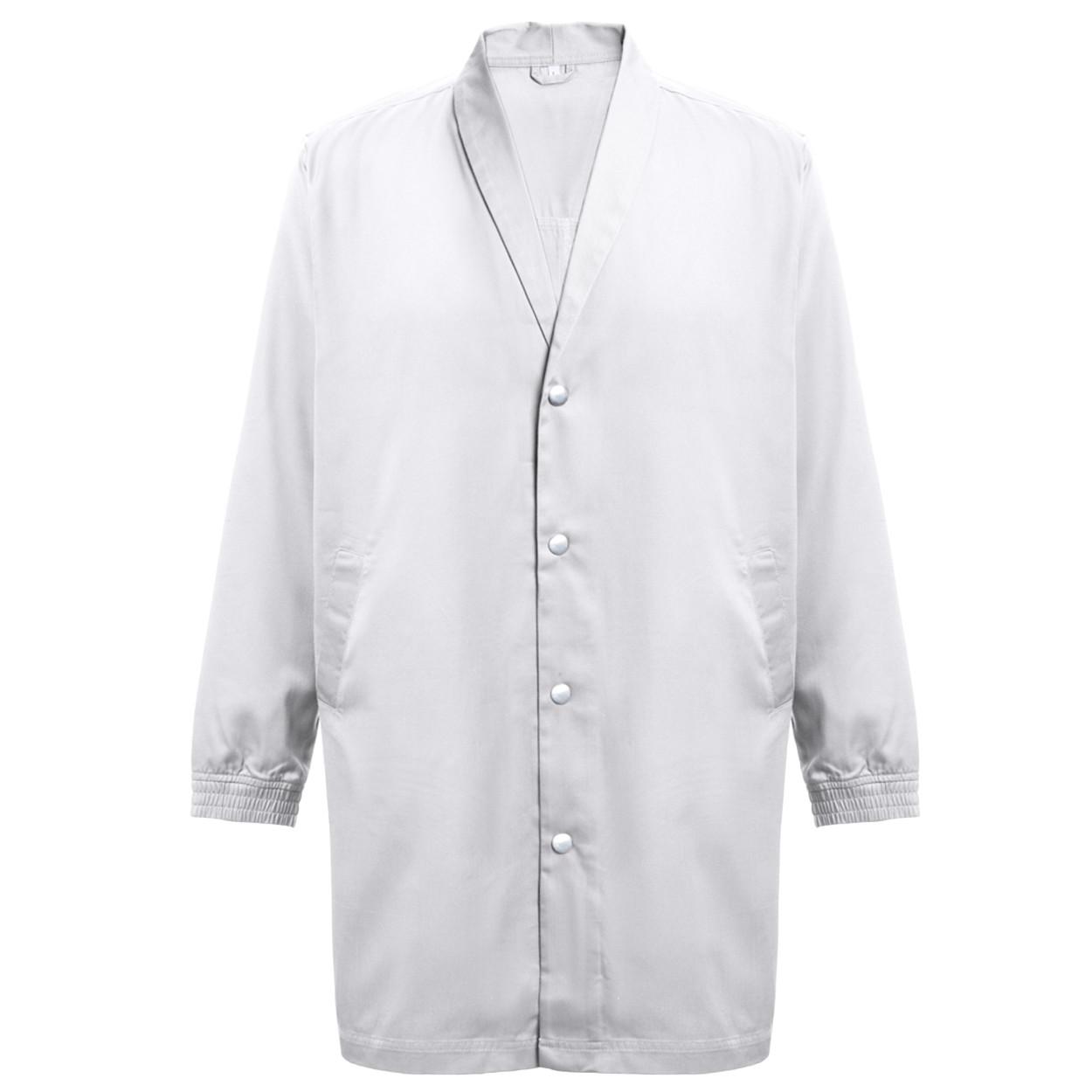 THC MINSK WH. Unisex ρούχα εργασίας - Λευκό / 3XL