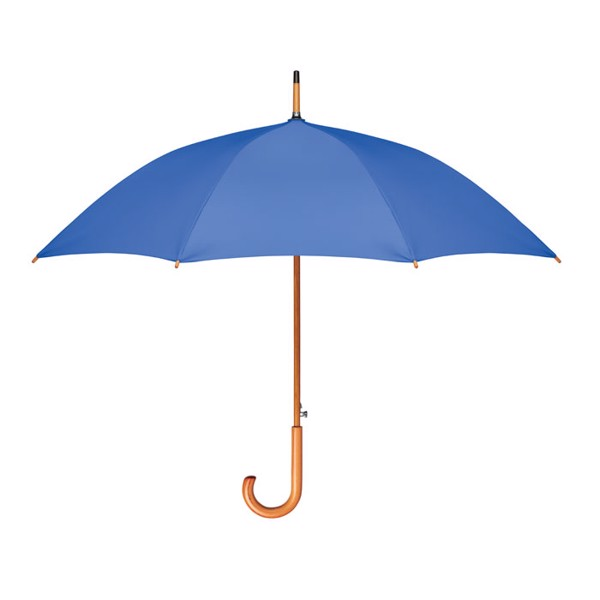 23 inch umbrella RPET pongee Cumuli Rpet - Royal Blue