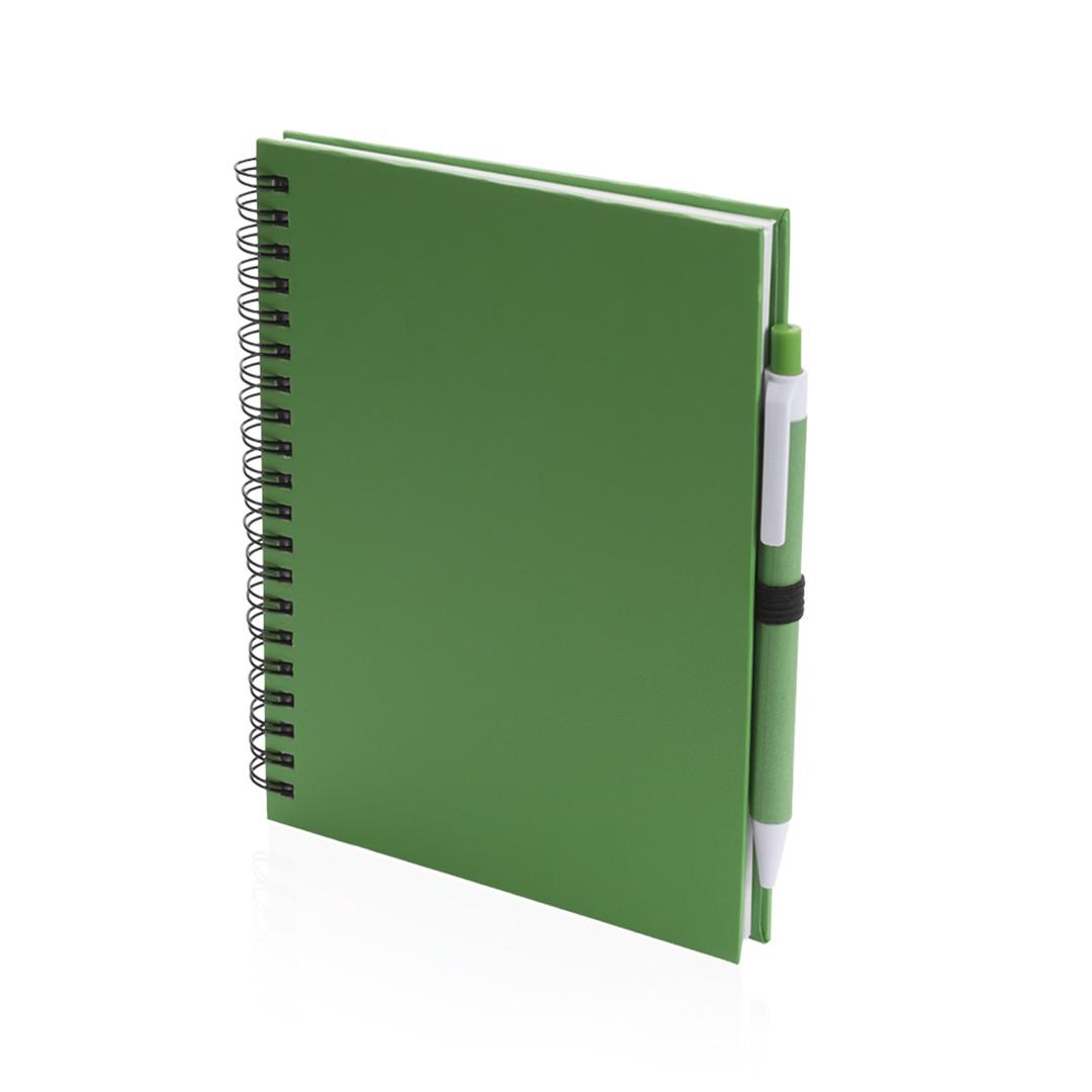 Libreta Koguel - Verde