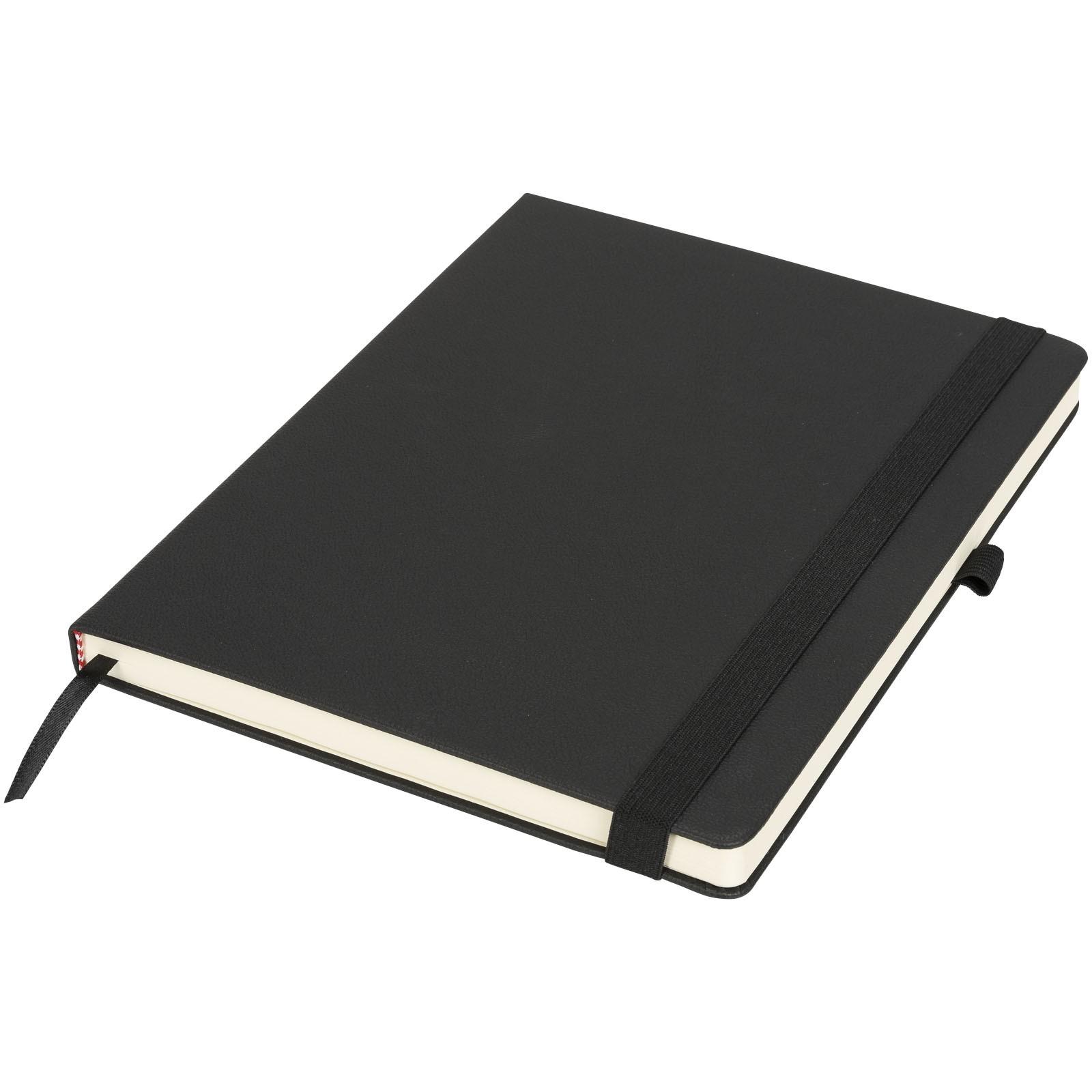 Rivista large notebook - Solid black