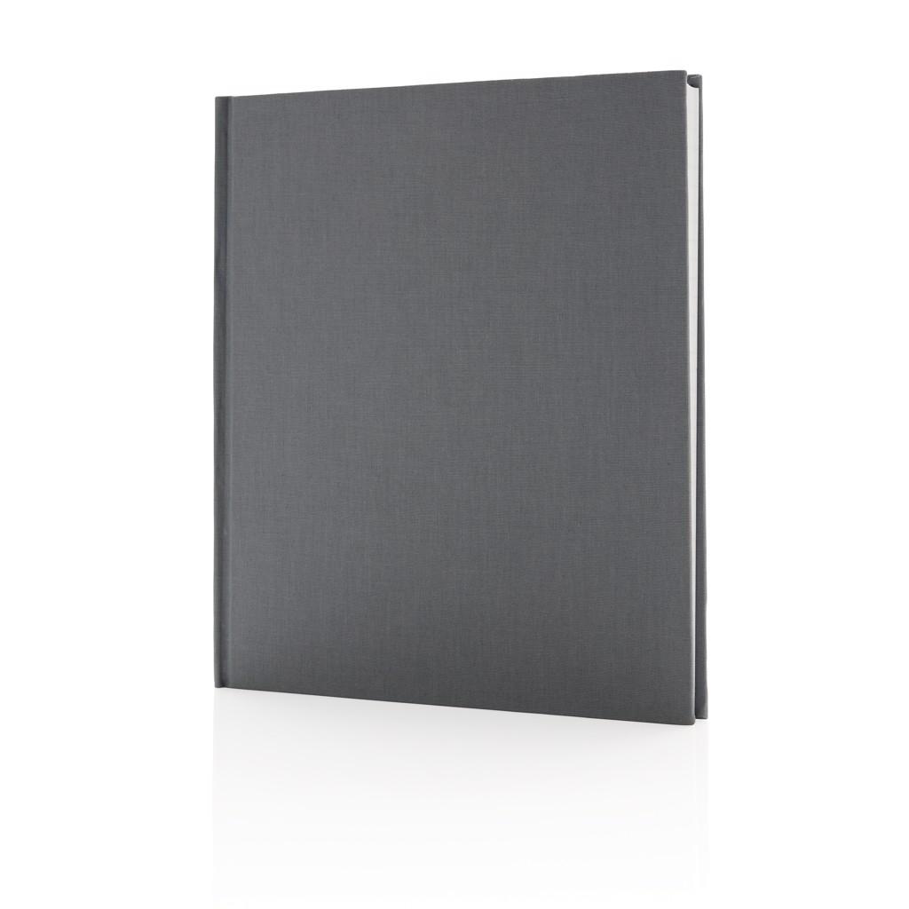 Luxusní poznámkový blok 210x240mm - Šedá
