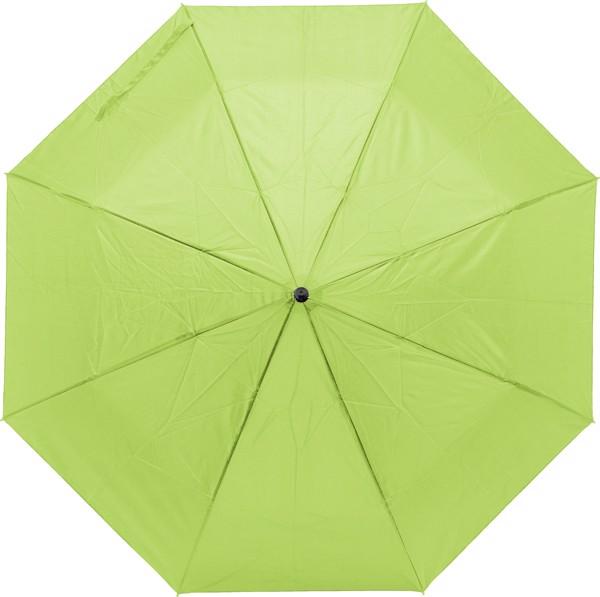 Pongee (190T) umbrella - Lime