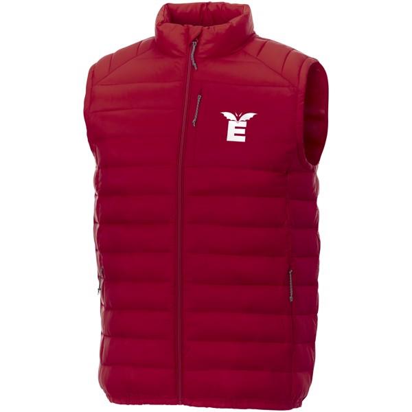Pallas men's insulated bodywarmer - Red / M