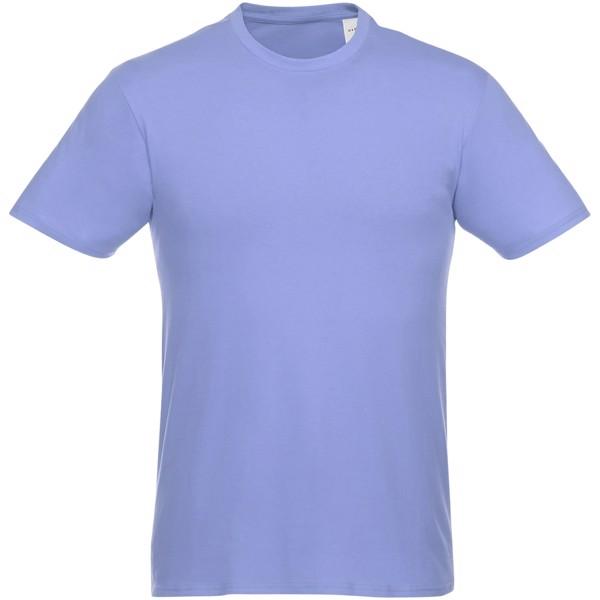 Heros short sleeve men's t-shirt - Light Blue / XS