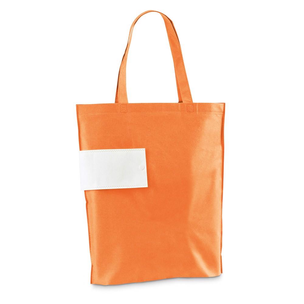 COVENT. Foldable bag - Orange