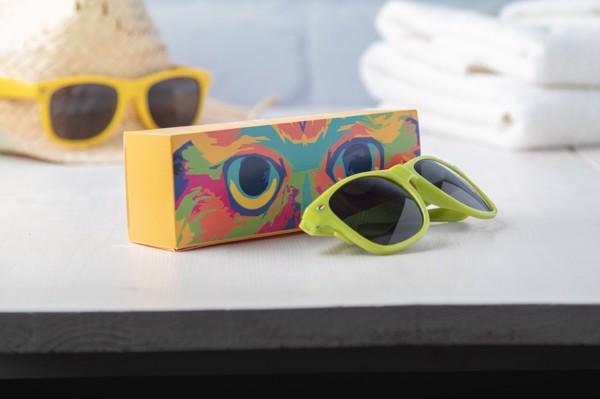 Sončna očala Custom Box Creabox A - Bela