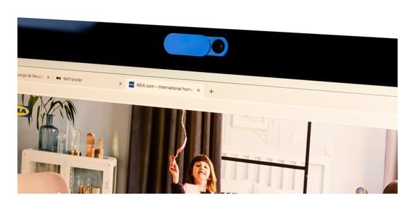 Krytka Na Web Kameru Nambus - Modrá