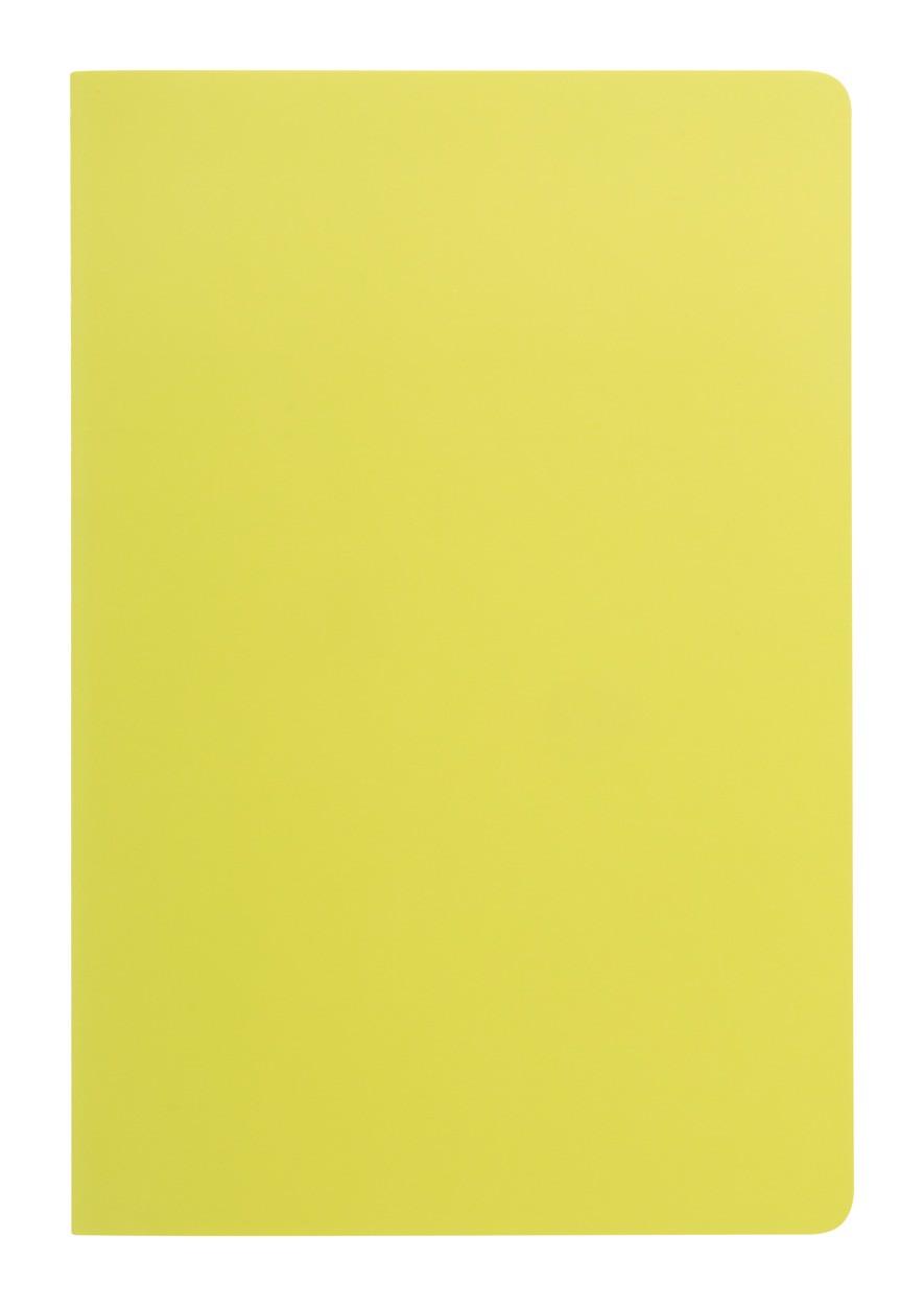 Carnețel Dienel - Verde Lime Deschis