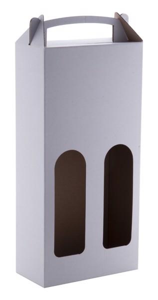 Škatla za vino CreaBox Wine D - White