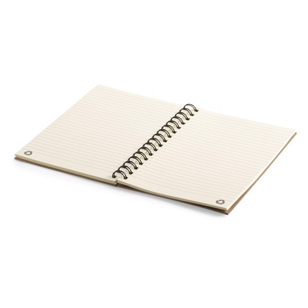 Caderno Zubar - Preto