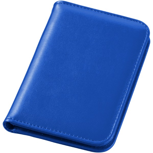 Zápisník s kalkulačkou Smarti - Světle modrá