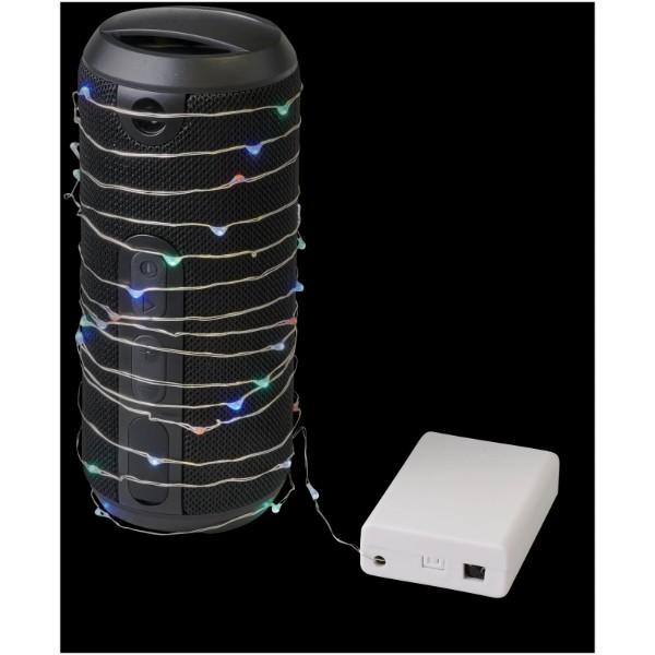Pulse 50-LED klangaktivierte Lichterkette
