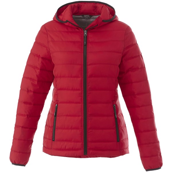 Norquay insulated ladies jacket - Red / XL