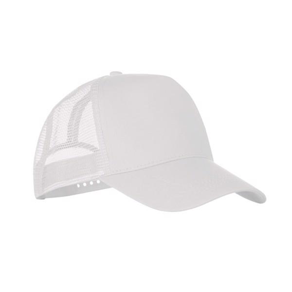 Baseball cap Casquette - fehér-TESZT