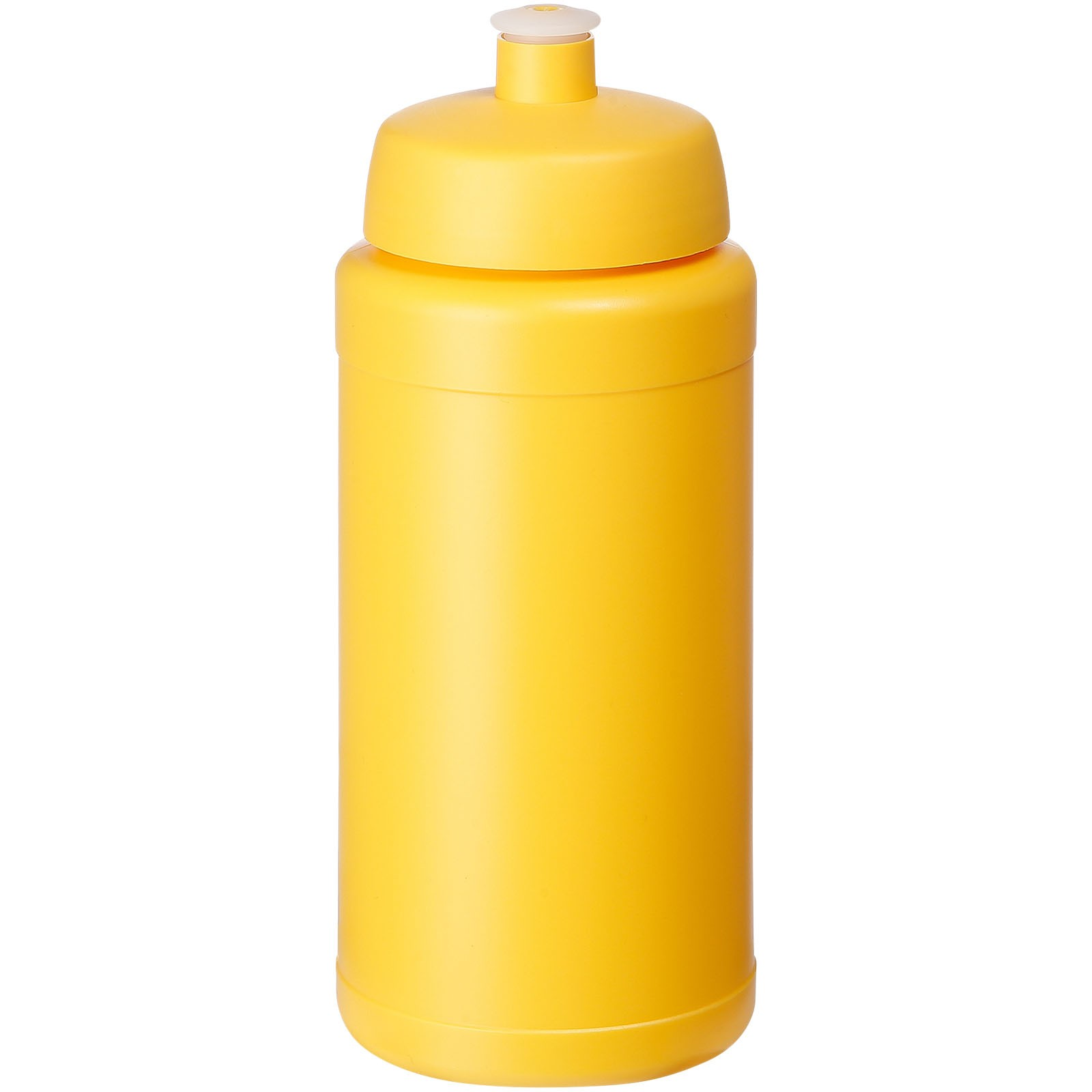 Baseline® Plus 500 ml bottle with sports lid - Yellow