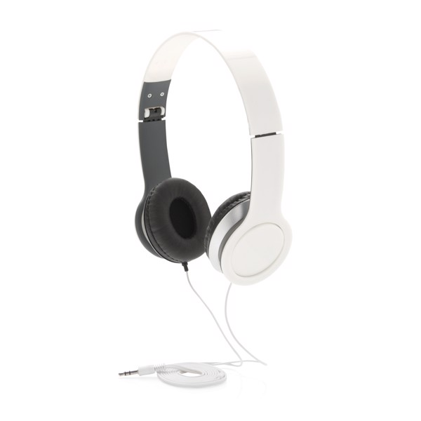 Standard headphone - White