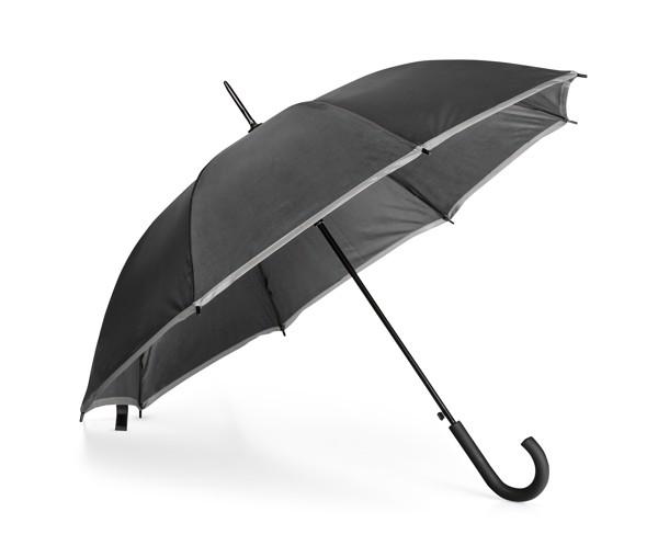 MEGAN. Deštník - Černá