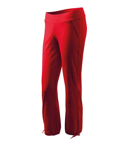 Sweatpants Ladies Malfini Leisure - Red / 2XL