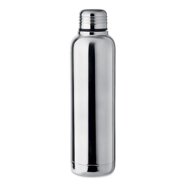 Double wall flask 500ml Boreal - Matt Silver