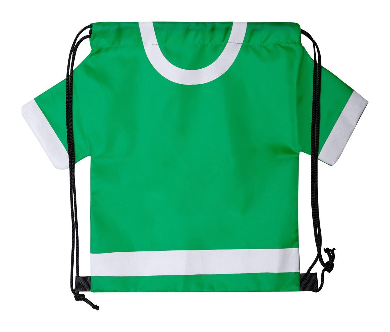 Drawstring Bag Paxer - Green / White