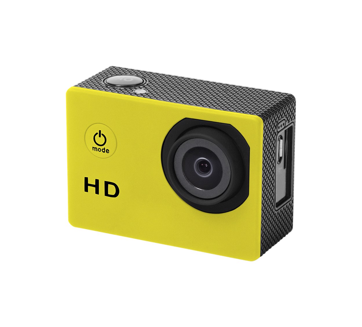 Sports Camera Komir - Yellow