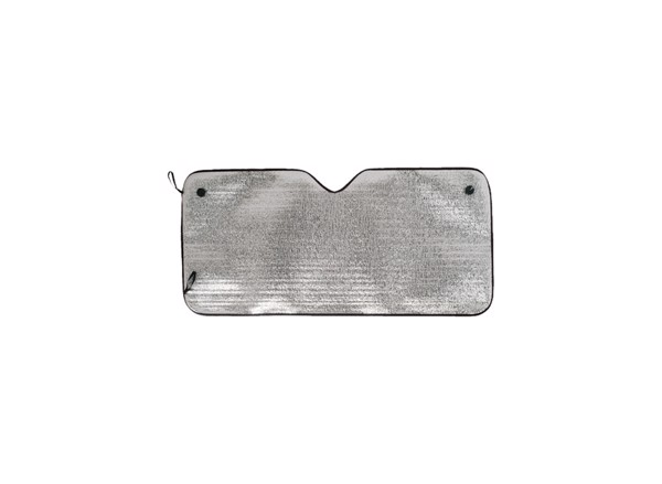 Car Sunshade Tormo - Silver / Black